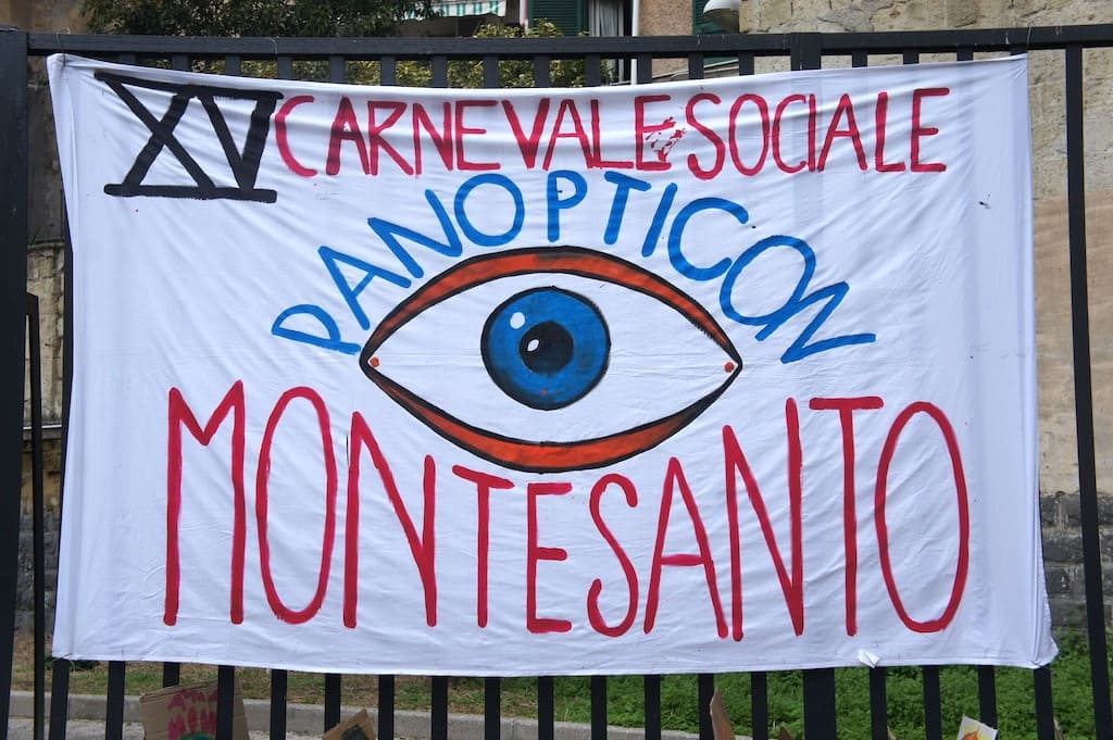 Panopticon 2.0 è il tema del Carnevale di Montesanto 2020