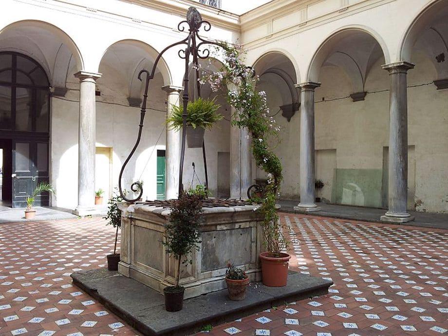 Chiostro dei Girolamini, Napoli