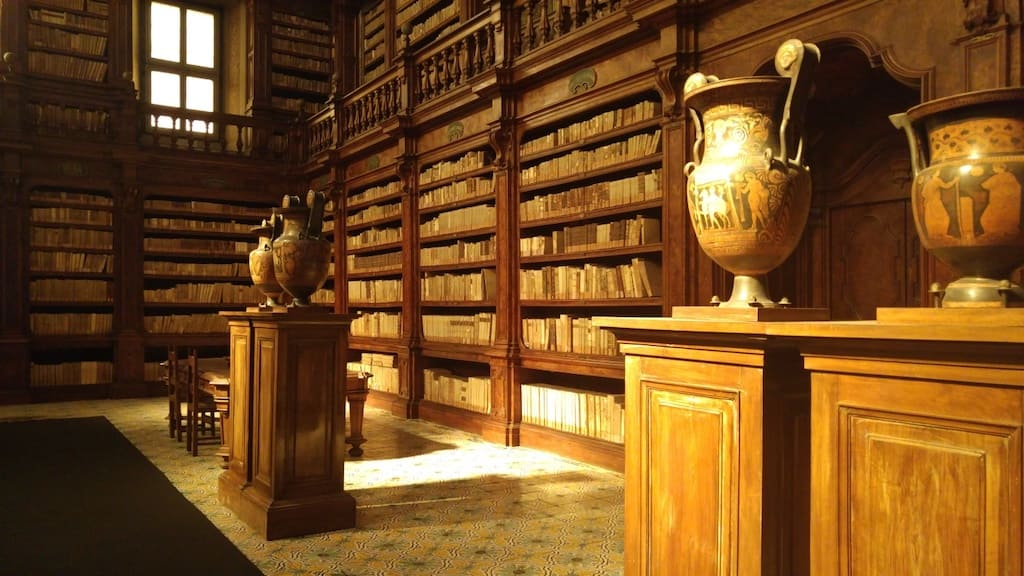 Complesso Monumentale dei Girolamini Biblioteca