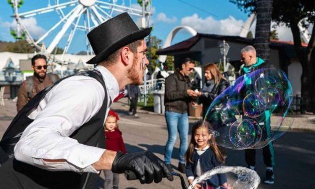 Carnevale 2020 tra Edenlandia e Zoo di Napoli