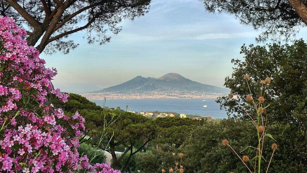 Napoli e il Vesuvio - PH Luna y Valencia