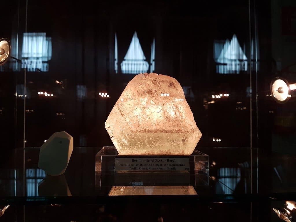 Real Museo Mineralogico Napoli