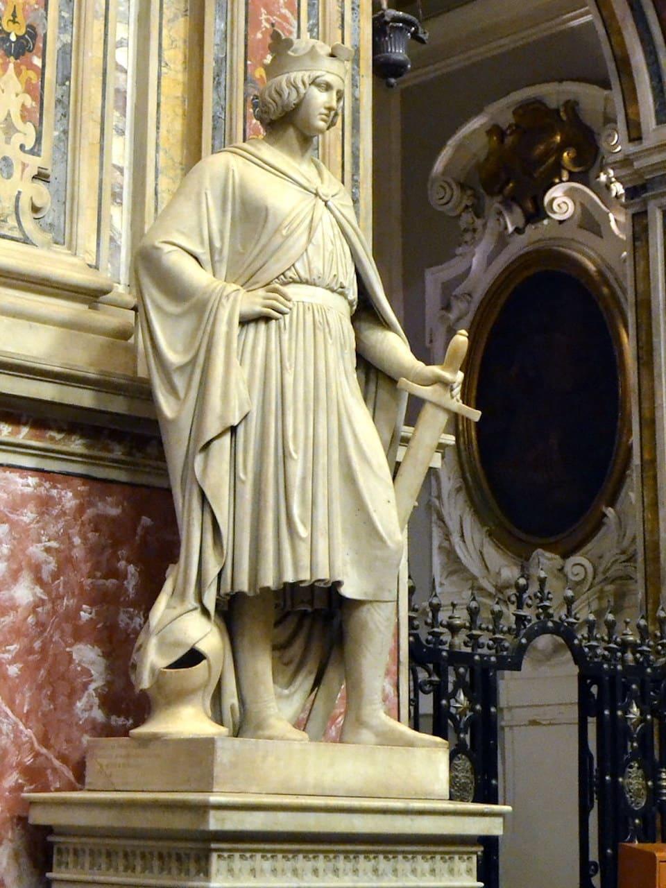 Statua di Corradino di Svevia