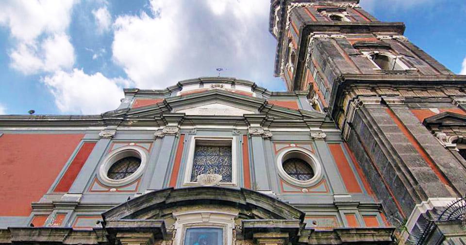 Santuario del Carmine Napoli