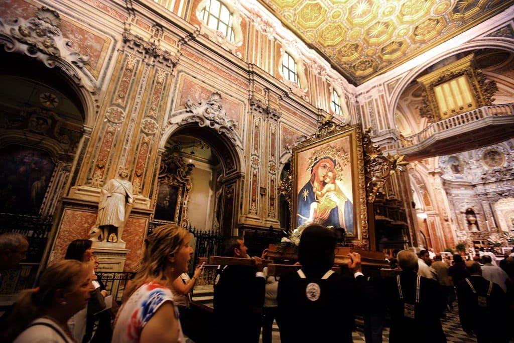 Basilica del Carmine, Napoli