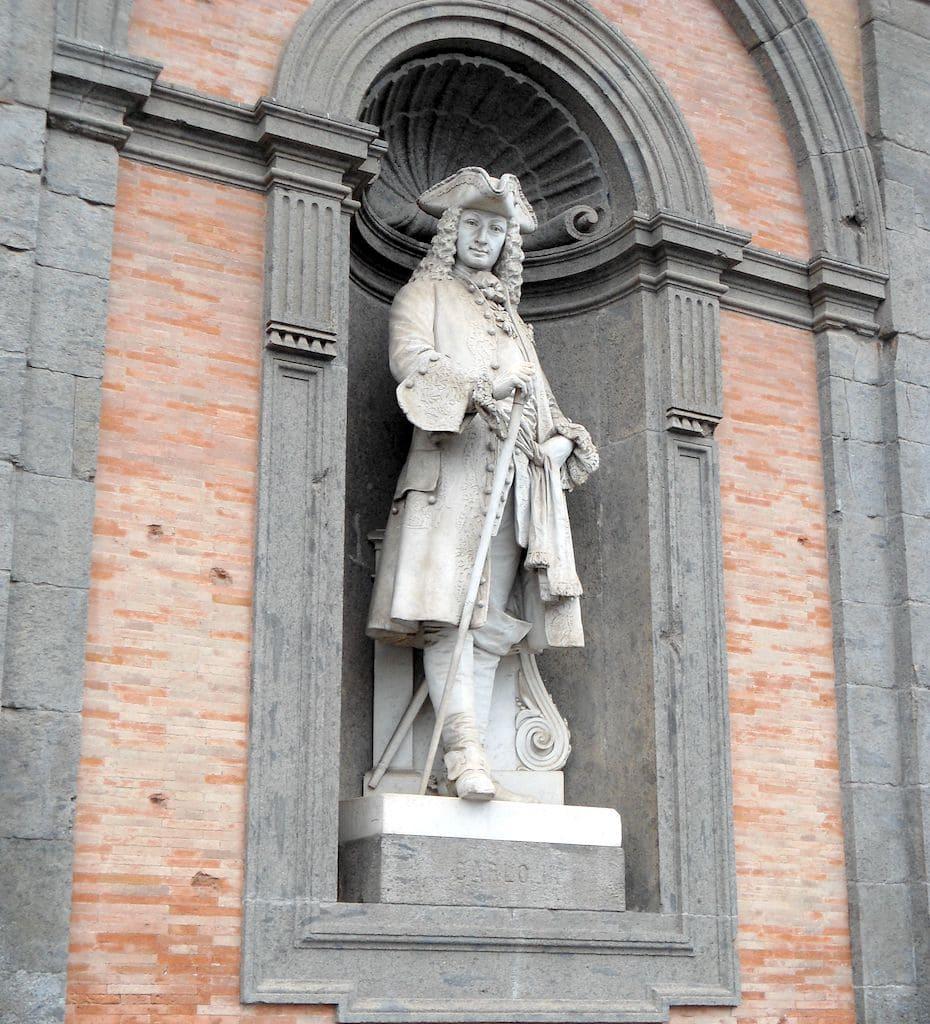 Carlo di Borbone Palazzo Reale