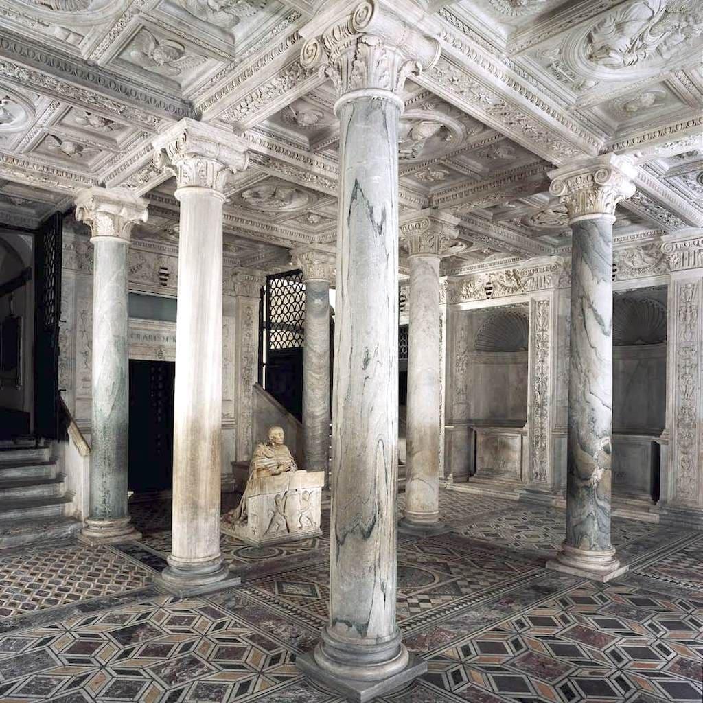 Succorpo Duomo di Napoli