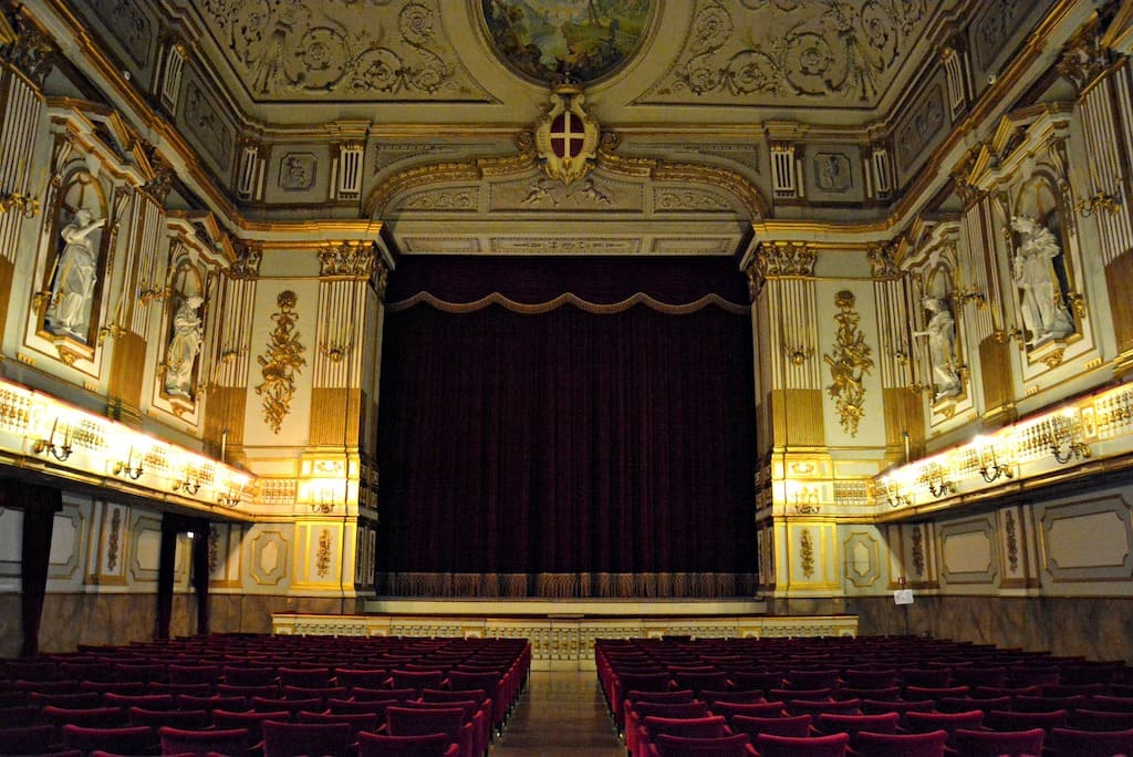 Teatrino di Corte - Napoli