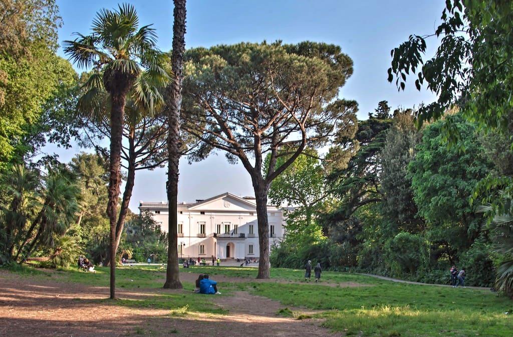 Villa Floridiana Napoli