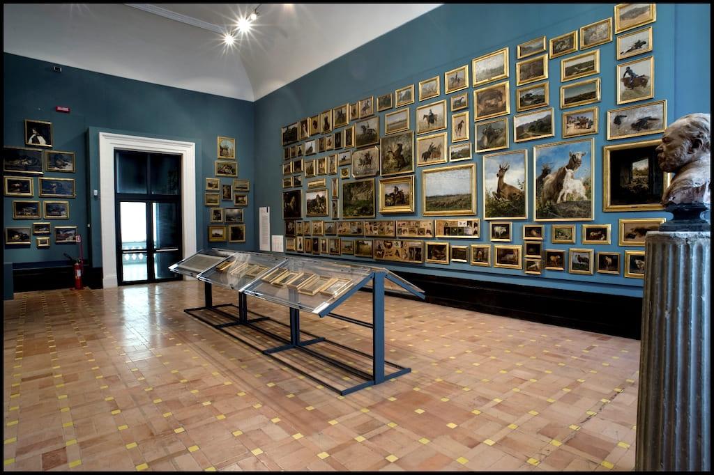 Accademia delle Belle Arti di Napoli Sala-Palizzi