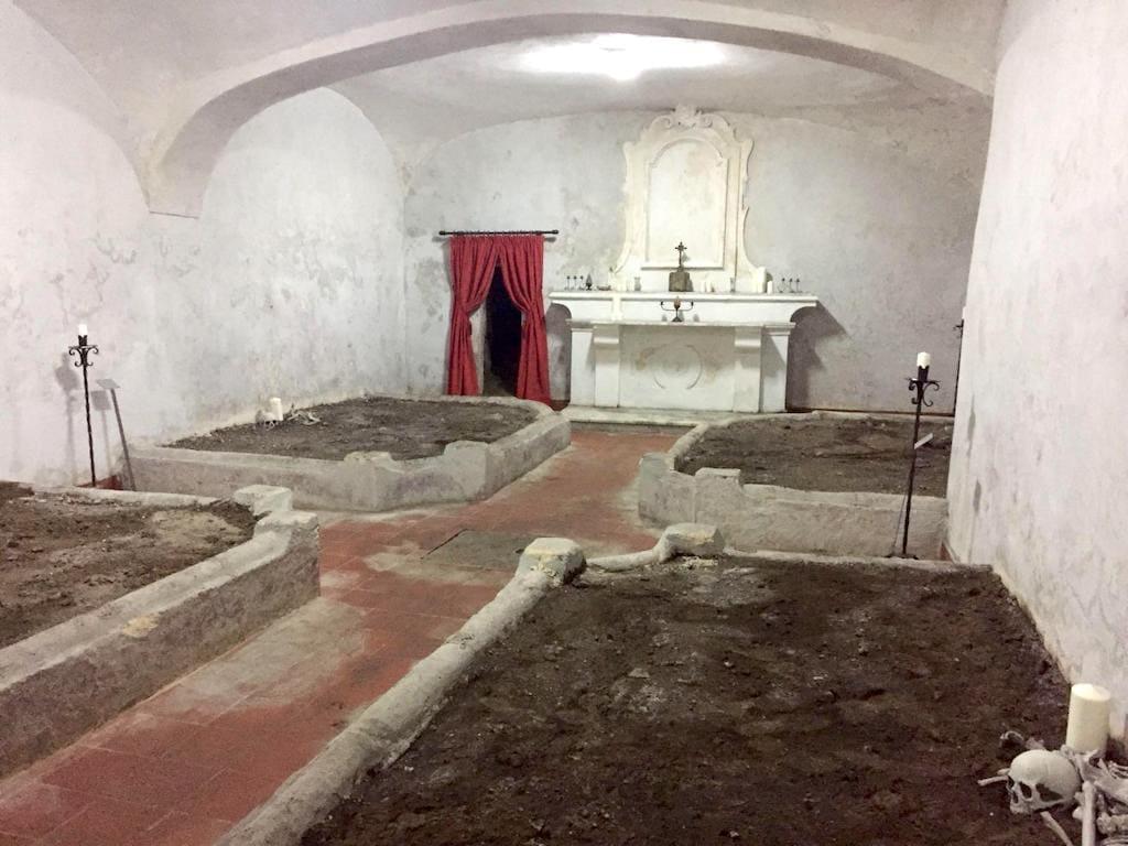 Ipogeo della Chiesa di Sant'Agrippino
