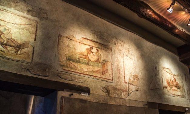 Il Lupanare di  Pompei, un antico luogo di piacere