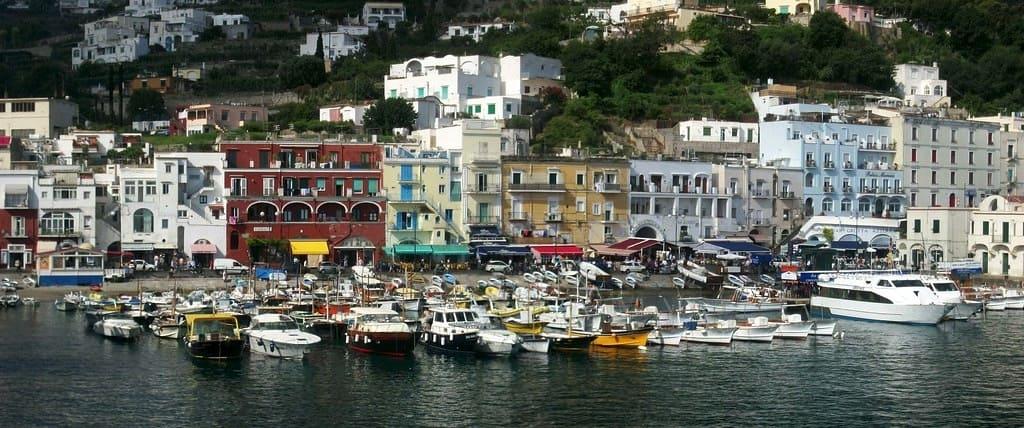 Porto di Capri