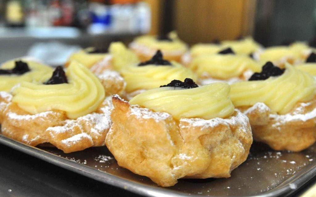 Zeppola Day, il famoso e squisito dolce si invita a Barra con prezzi speciali