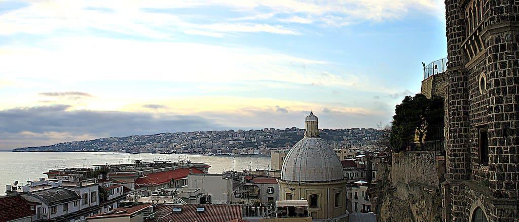 Il Mistero di Partenope – Visita narrata alla scoperta di Napoli