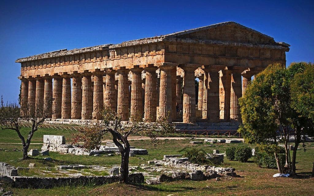 Festa della musica 2020 al Parco Archeologico di Paestum