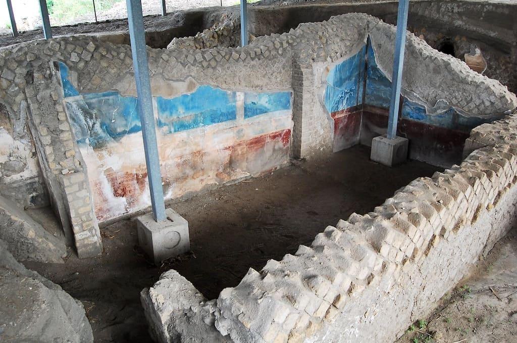 Vlla Sora Torre del Greco, sito Archeologico