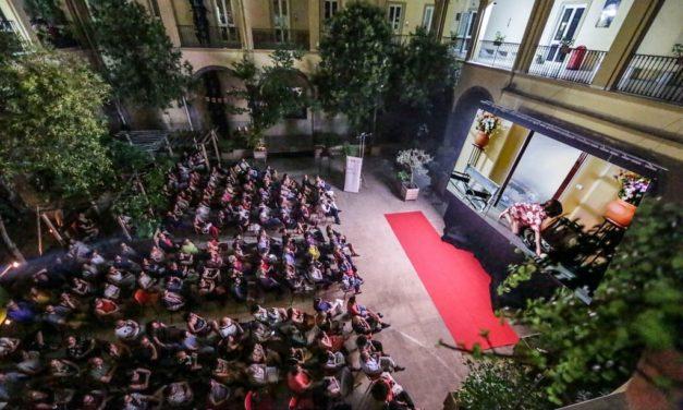 Estate a Corte: Cinema all'aperto ai Quartieri Spagnoli