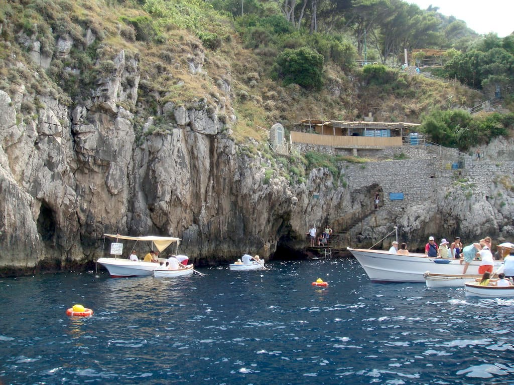 Grotta Azzurra - Pablo Monteagudo