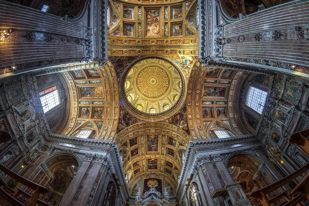 Chiesa del Gesu Nuovo Napoli