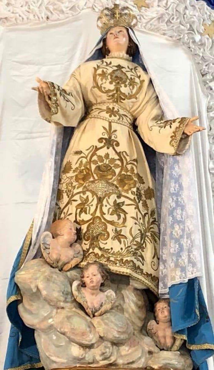 Madonna Assunta Pozzuoli
