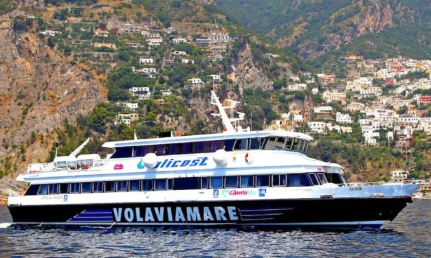 Archeolinea 2020, dai Campi Flegrei alla Costiera Amalfitana via mare