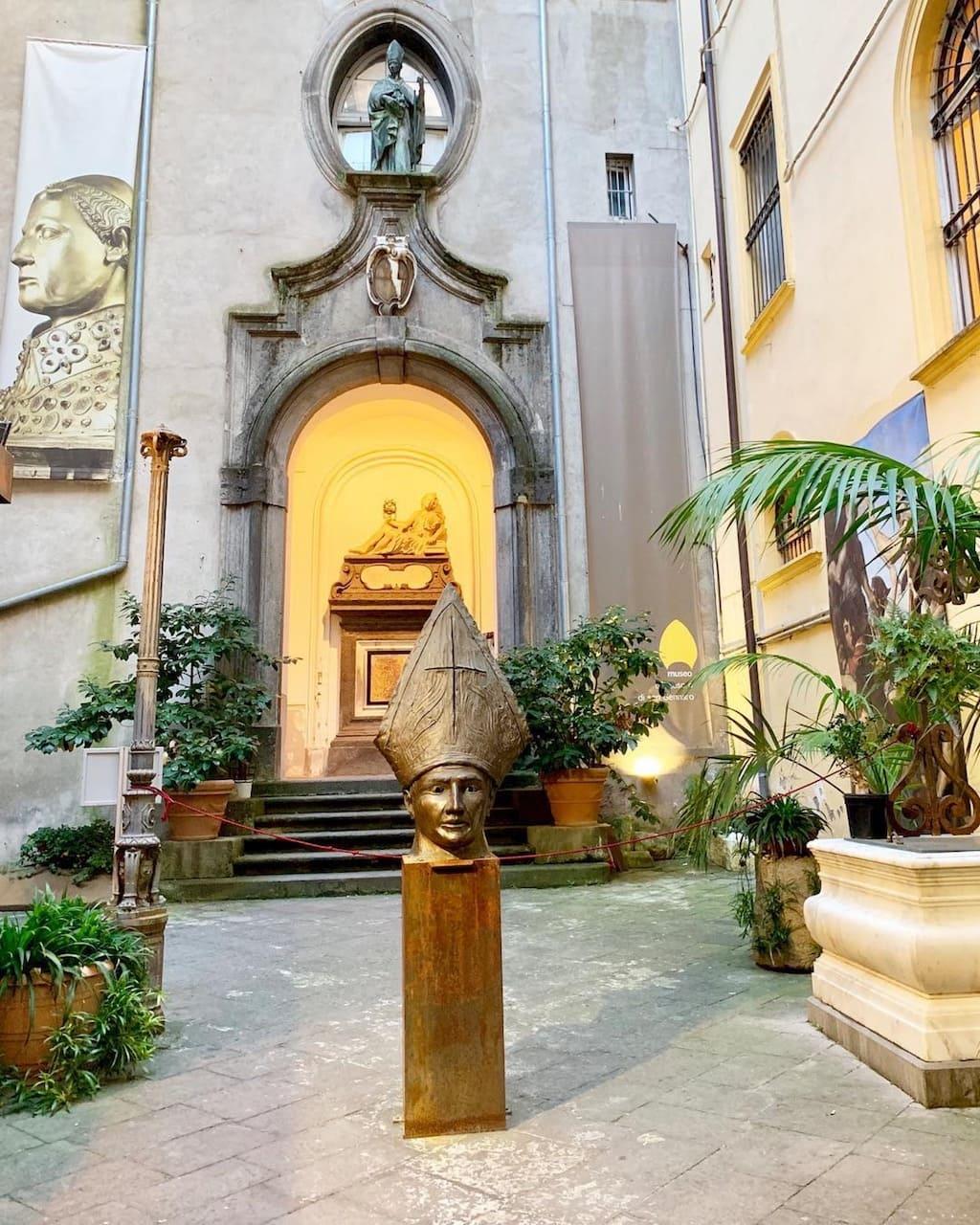 Museo del Tesoro di San Gennaro 1