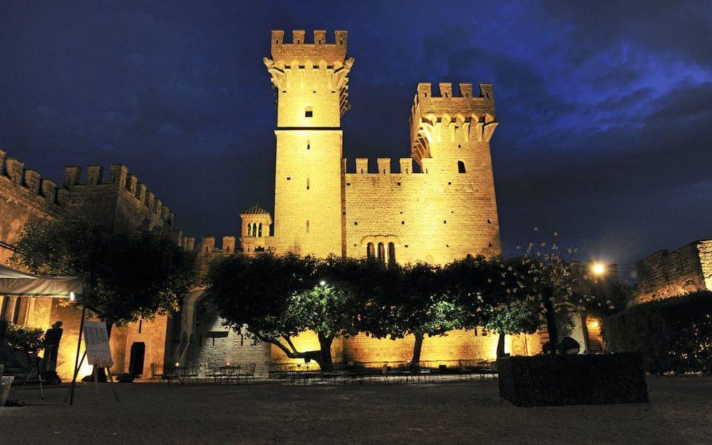 Castello Lancellotti di Lauro, visita guidata all'imbrunire