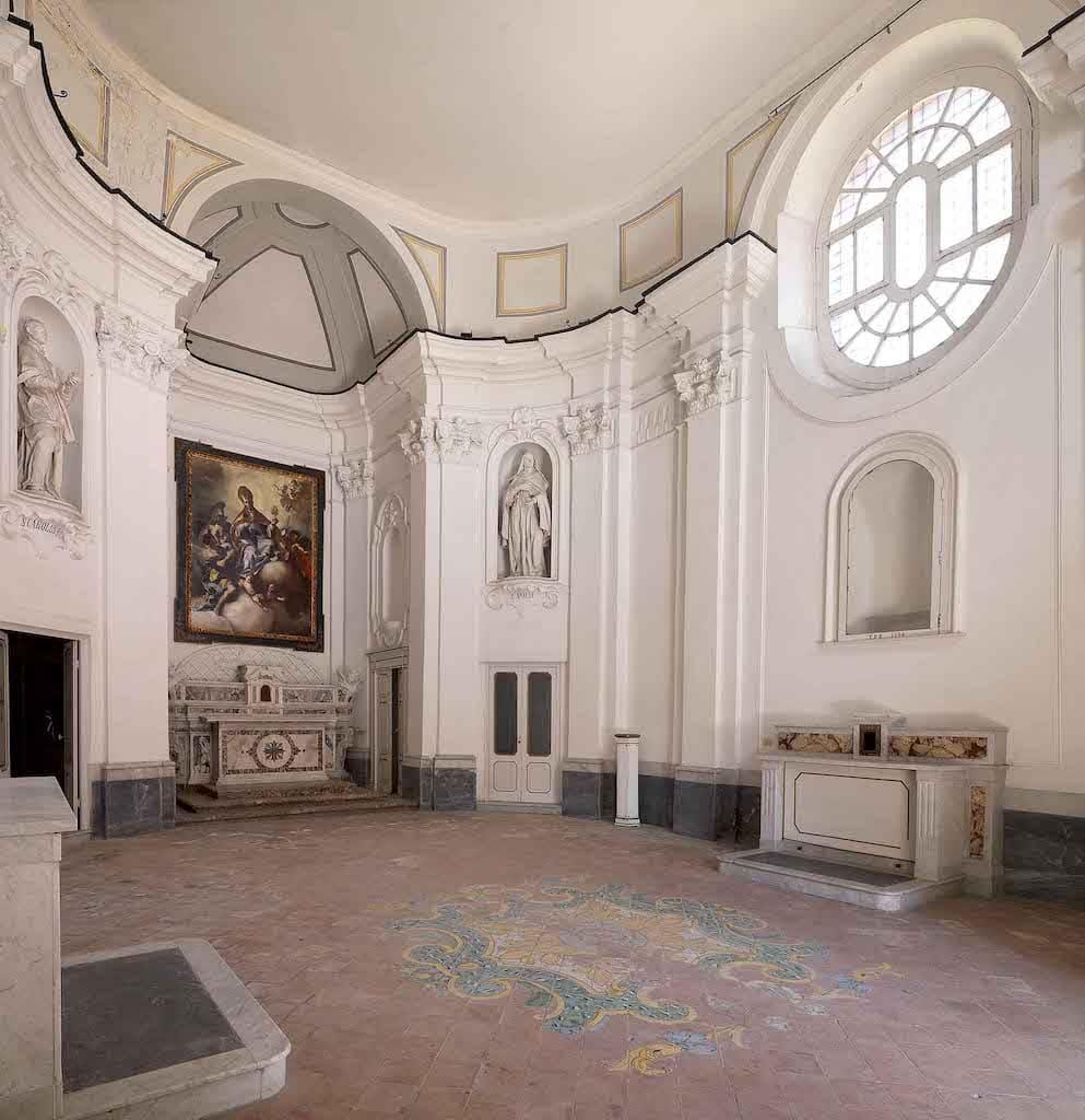 Chiesa di San Gennaro_Real Bosco di Capodimonte_ph.L.Romano