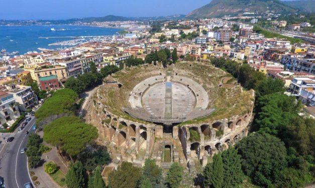 Anfiteatro Flavio e Tempio di Serapide di Pozzuoli visita con Heart of the City