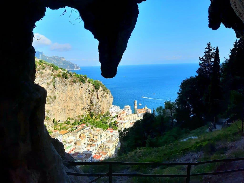 Grotte di Masaniello Atrani