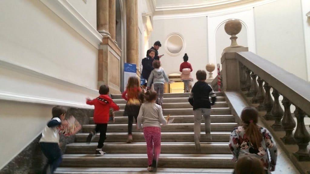 Fatti mandare al MANN, l'Archeologico di Napoli a misura di bambini
