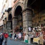 Palazzo d'Angiò in via dei Tribunali, un palazzo antico di Napoli