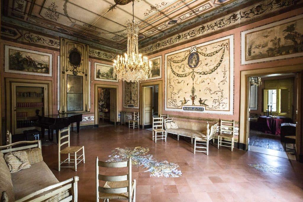 Villa di Donato Foto Renato Esposito