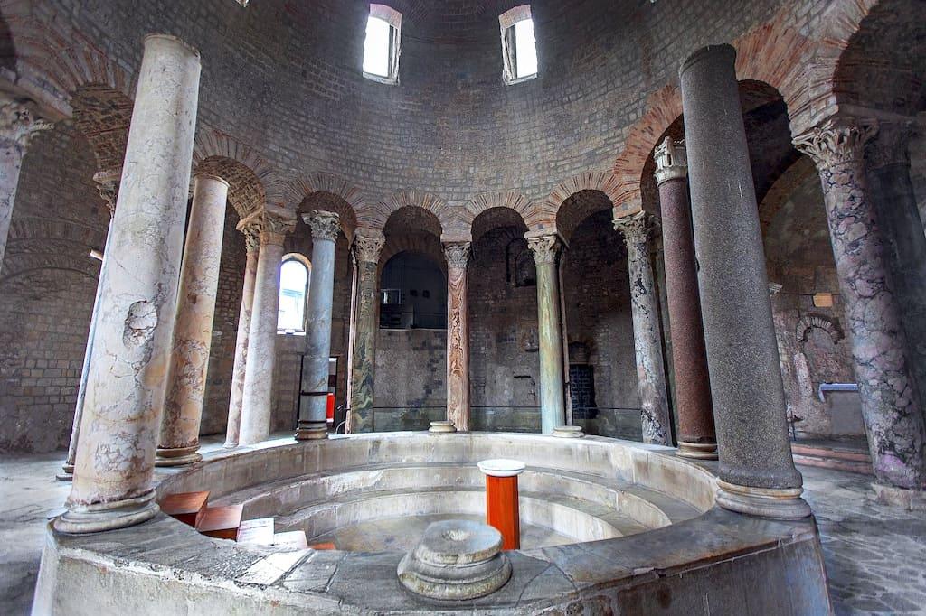 Battistero Santa Maria Maggiore Nocera Superiore