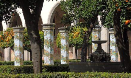 Complesso termale sotto il monastero di Santa Chiara