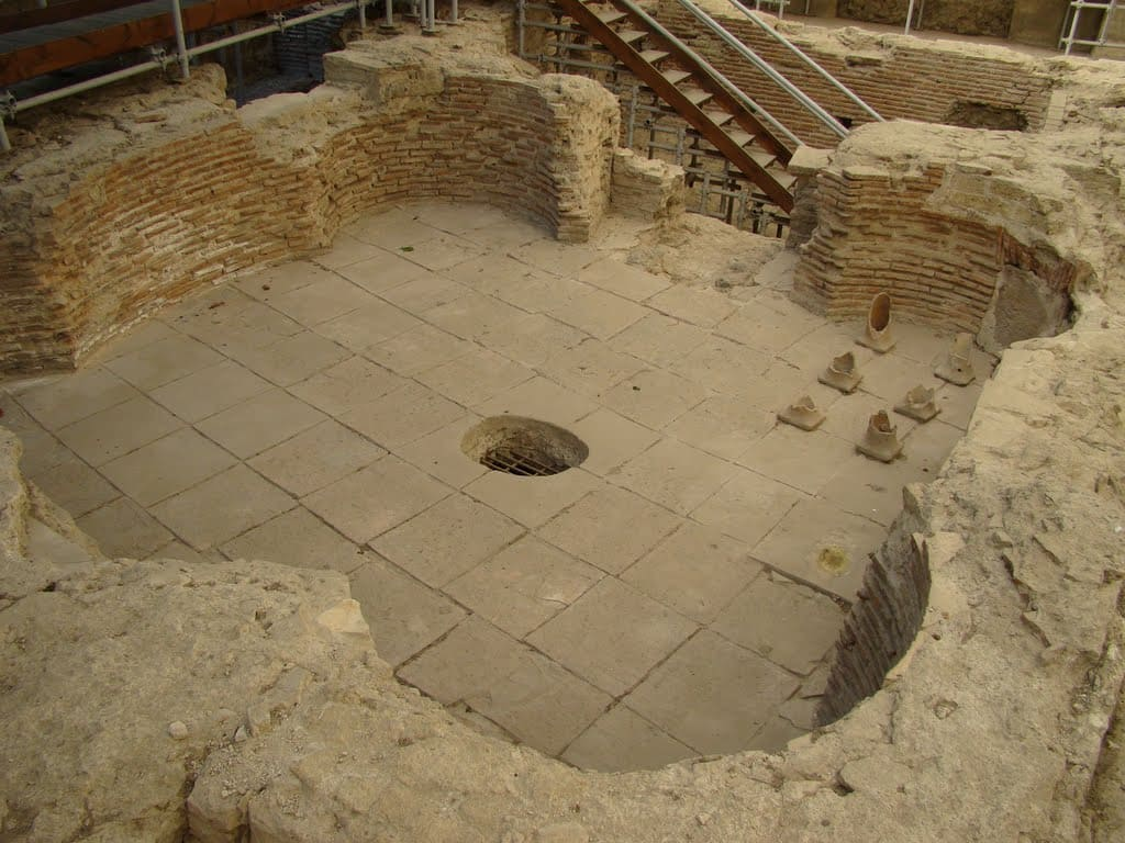 Complesso Termale di Santa Chiara