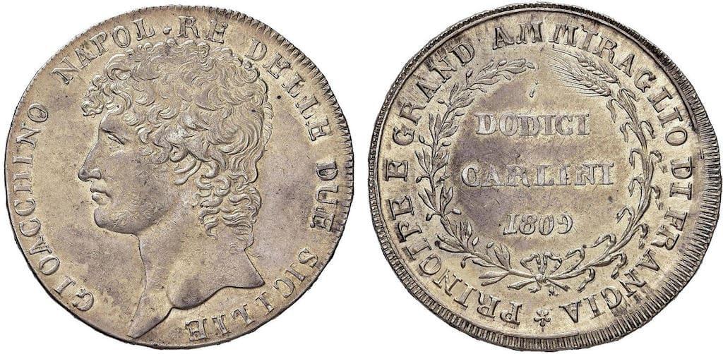 Moneta Gioacchino Murat