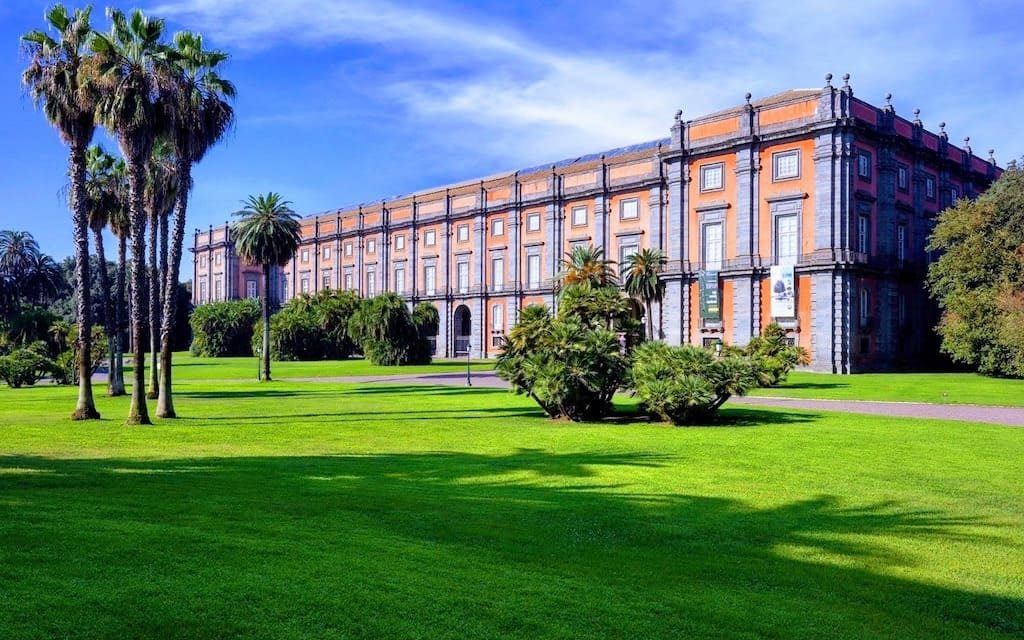 Museo di Capodimonte chiuso, ma il Bosco resta aperto