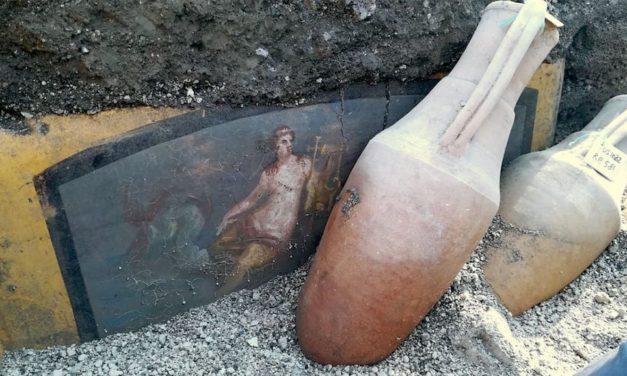 Termopolio della Reggio V, la nuova scoperta a Pompei scavi