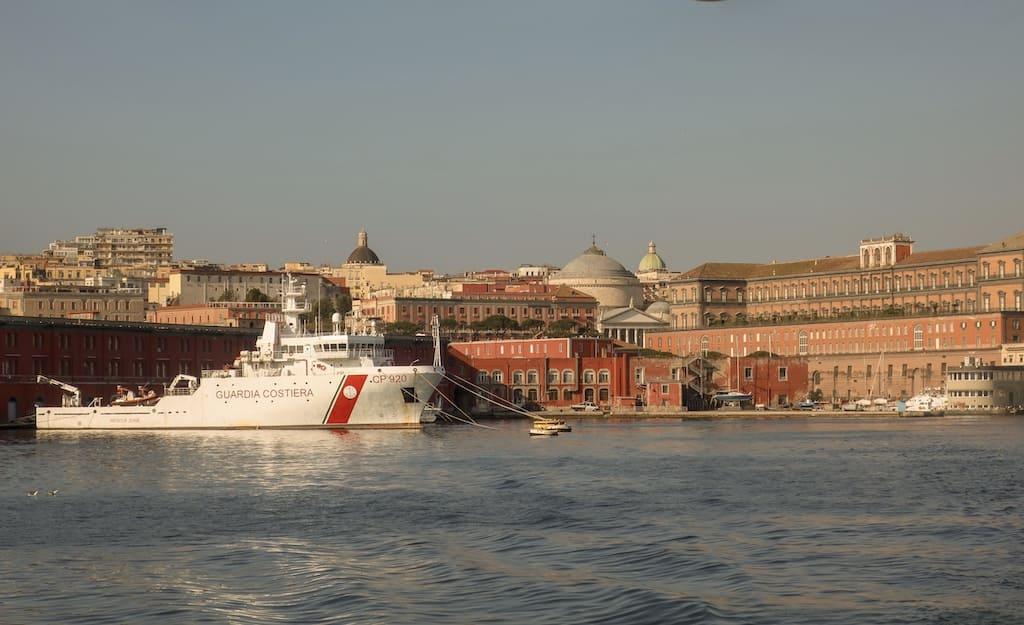 Molo San Vincenzo Napoli
