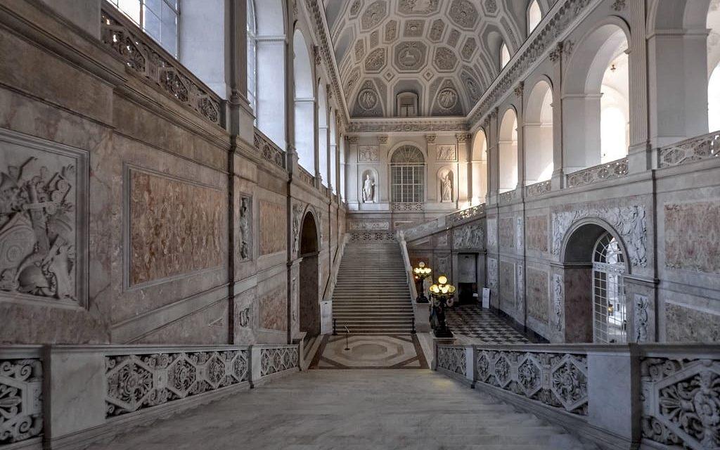 Palazzo Reale di Napoli riapre con tante iniziative