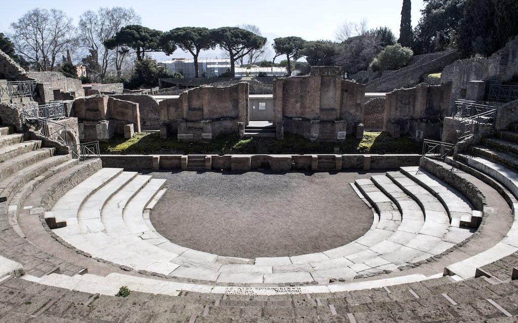 Pompeii Theatrum Mundi 2021