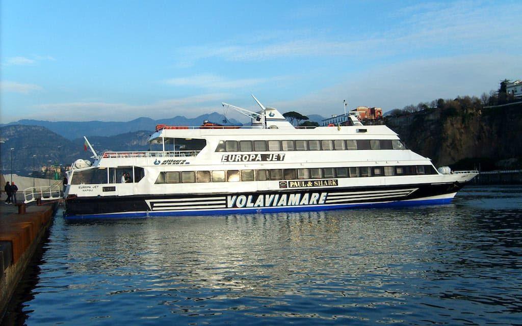 Vie del Mare Campania: 27 porti collegati da Napoli al Cilento