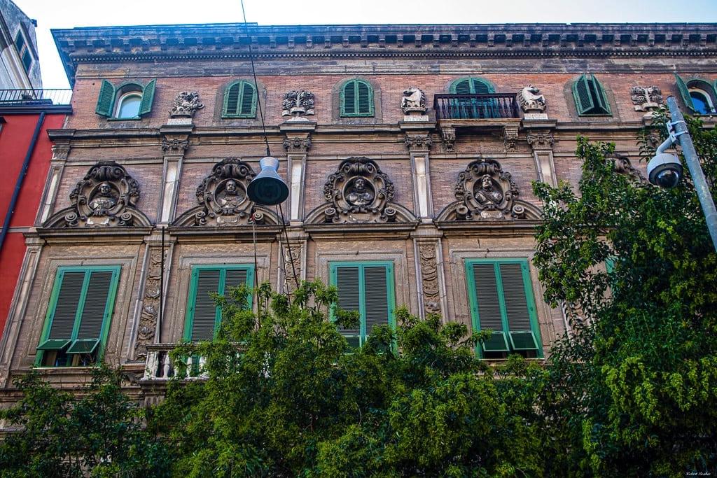 Palazzo Firrao - Teatro in cortile