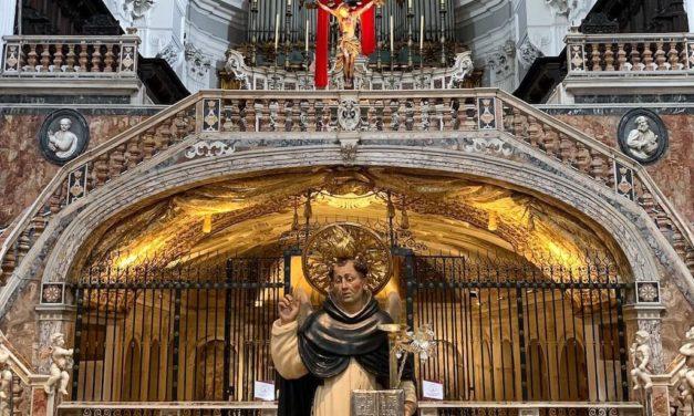 San Vincenzo Ferrer, il Santo che fermò l'epidemia di colera