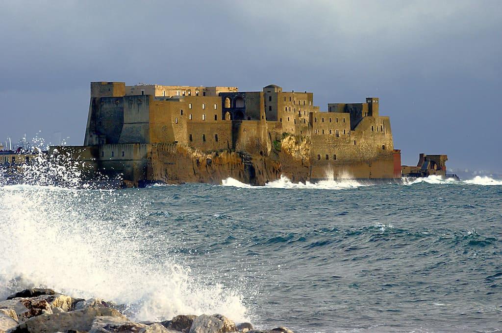 Castel dell'Ovo Ph Marite Toledo