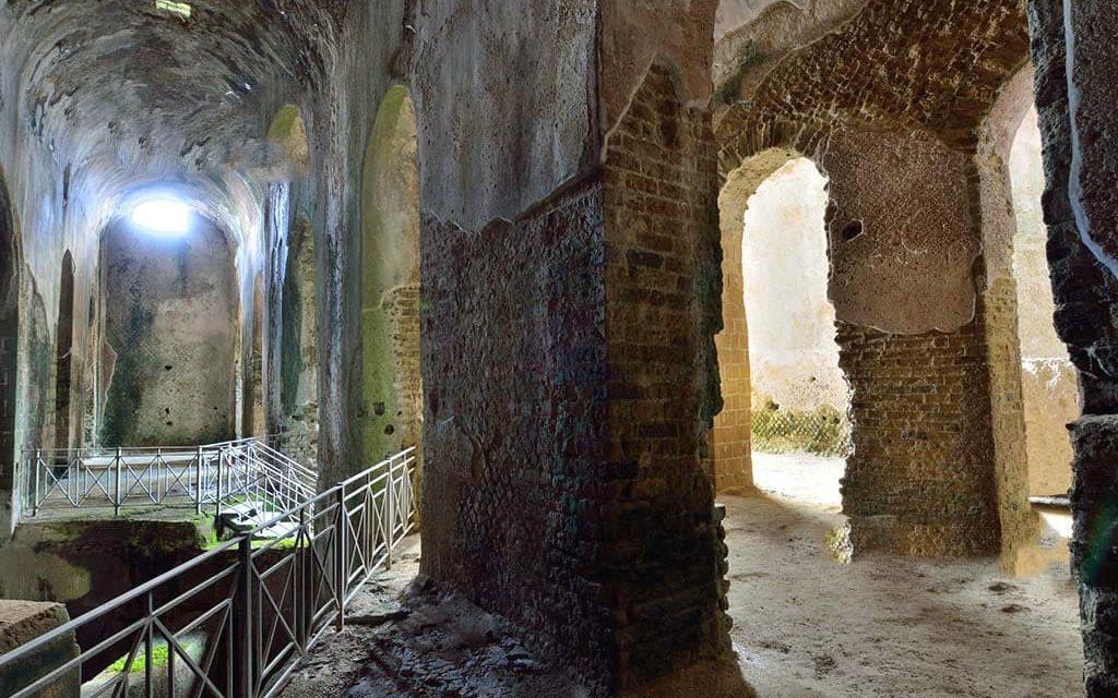 Cento Camerelle, un monumento archeologico romano a Bacoli