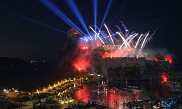 Ischia: Festa a mare agli Scogli di Sant'Anna 2021