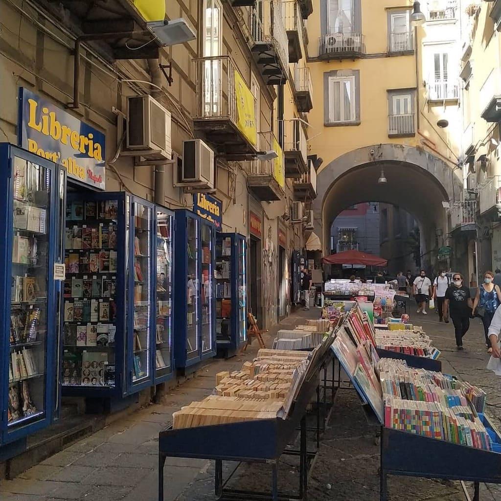 Via Port'Alba Napoli